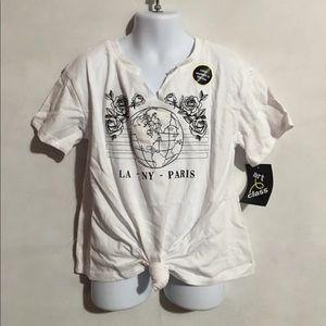 Art Class Girl's T-Shirt Size S